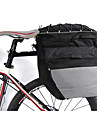 FJQXZ Bike Bag Panniers & Rack Trunk Waterproof Quick Dry Wearable Shockproof 3 In 1 Bicycle Bag Nylon Cycle Bag Leisure Sports