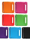 Case For Apple Shockproof / with Stand / Child Safe Back Cover Solid Colored EVA for iPad 4/3/2