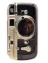 Cas de couverture de modèle de l'appareil photo rétro arrière dur pour Samsung Galaxy S3 Mini I8190
