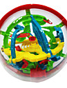 Balls Maze Ball Toys Fun Plastic Classic Pieces Kid\'s Gift