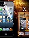 protection protection d'écran hd pour iphone 4/4s