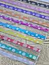 9 Χρώμα Lucky Star Origami Υλικά (45 Σελίδες)
