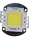zdm ™ diy 50w alta 4000-5000lm poder legal luz branca modulo de LED integrado (32-35v)