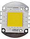 8000-9000 lm 30 V Chip LED Aluminium 100 W