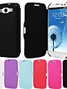 Frosted Design Magnetic Buckle Full Body Case for Samsung Galaxy S3 I9300(Assorted Colors)