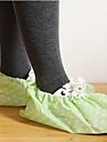 تغطية الأحذية الطباعة غير المنسوجة (لون عشوائي)