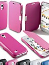 Frosted Design PU Leather Full Body Case for Samsung Galaxy S4 I9500 (Assorted Colors)