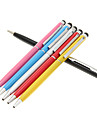 Tablet caneta stylus com bola ponto-Pen para Samsung Galaxy Tab / Kindle Fire / Google Nexus7/Xoom (cores sortidas)