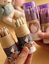 crtani djevojka uzorak 12 boja slikarstvo olovke (12 kom / set)