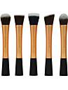 5pcs Makeup Brushes Professional Makeup Brush Set Synthetic Hair Synthetic / Limits Bacteria Metal / Plastic