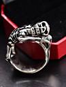 반지 Skull shape 일상 캐쥬얼 보석류 티타늄 스틸 밴드 반지8 9 10 11 12