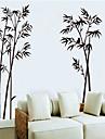 tinte slikarstvo bambusa obrazac zidna naljepnica (1pcs)