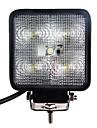 Carro Lampadas 15W LED de Alto Rendimento Luz de Trabalho