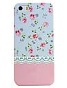 Свечение в картине Case Темный Кружева Страна Стиль Цветок для IPhone 4/4S (разных цветов)