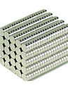 200 pcs 3*1mm Magnet Toy Building Blocks / Puzzle Cube / Neodymium Magnet Magnet DIY Girls\' Kid\'s / Adults\' Gift