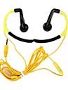 IN-042 EARBUD / Заушник Проводное Наушники пластик Спорт и фитнес наушник С микрофоном наушники