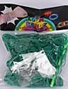 Jóias DIY 2 pçs Contas kits Silicone Bead 15 cm faça você mesmo Pulseiras Colar