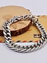 Fashion Men's High Quality Titanium Steel Horsetail Whip Bracelets Christmas Gifts