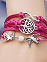 Bracelet Bracelets Bracelets en cuir Cuir Autres Original Mode Mariage Soirée Quotidien Décontracté Sports Regalos de Navidad Bijoux
