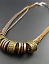 style européen collier circulaire de foulard d'anneau