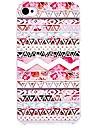 розовый ацтекский узор жесткий футляр для iPhone 4 / 4s