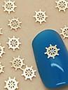 200 Bijoux a ongles Autres decorations Fleur Abstrait Classique Dessin Anime Adorable Mariage Quotidien Fleur Abstrait Classique Dessin
