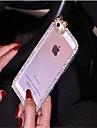 элегантный украшен алмазной рамкой на мобильный 6