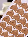 крафт-бумага поделки фото угловой защитник стикер (24 наклейки / шт)