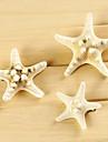 Korean Natural Starfish Handmade Barrettes