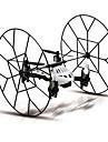 sky walker h1 2.4ghz 4ch rc mini-parede de escalada ufo Quadcopter com giroscópio