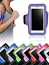 Huelle Fuer iPhone 6s Plus iPhone 6 Plus Universell mit Sichtfenster Armband Armband Volltonfarbe Weich Textil fuer