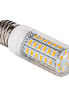5W E26/E27 LED Corn Lights T 56 leds SMD 5730 Warm White Cold White 450lm 3000-3500K AC 220-240V