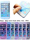 Screen Touch Soft Full Cover Case for iPhone 6/6S (Assorted Colors)