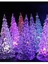 1set Santa Christmas Lights Incandescent, Holiday Decorations Holiday Ornaments