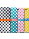 BASEUS™ Fashion Flip-open PC&PU Leather Full Body Case with Stand for iPhone 6 (Assorted Colors)