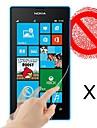матовая защитная пленка для Nokia Lumia 520 (1 шт)