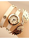 """Women's 2015 The Latest """"Angel Wings"""" Fashion Leather Japanese Quartz Watch(Assorted Colors) Cool Watches Unique Watches"""