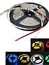 5m Flexible LED Light Strips 300 LEDs 3528 SMD Warm White / White / Red 12 V