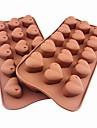 выпечке Mold Шоколад Пироги Торты Силикон Экологичные Своими руками Высокое качество