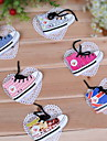 zapatos bloc de notas en forma de (entrega al azar)