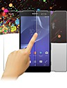 Displayschutzfolie fuer Sony Sony Xperia Z3 Compact Hartglas 1 Stueck High Definition (HD)