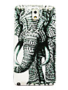 Animal Elephant Pattern Thin Hard Case Cover for Samsung Galaxy Note 3