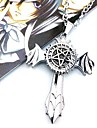 Black Butler Ciel  Faustian Contract Cosplay Necklace