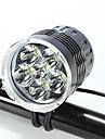 Front Bike Light,LS097 8400Lm 4 Mode 6 x CREE XM-L T6 LED Bike Bicycle HeadLight HeadLamp Kit