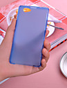 Ultrathin 0.3mm Colorful Scrub PP Case for Sony Xperia Z1 Compact D5503 (Assorted Color)