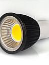 GU10 Точечное LED освещение MR16 1 COB 600 lm Тёплый белый Холодный белый Естественный белый К AC 85-265 V