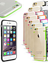 Case For iPhone 7 iPhone 7 Plus iPhone 6s Plus iPhone 6 Plus iPhone 6s iPhone 6 iPhone 6 Plus iPhone 6 LED Flash Lighting Ultra-thin