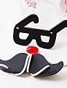 ψωμί κινουμένων σχεδίων και γυαλιά μοτίβο κουρδιστήρι μπομπίνα (Ποικιλία χρωμάτων)