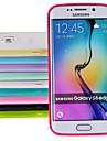 삼성 갤럭시 S6 가장자리 얇은 하드 매트 케이스