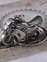 мотоцикл брелок 3d модель кнопка моделирования мотоцикл цепное кольцо